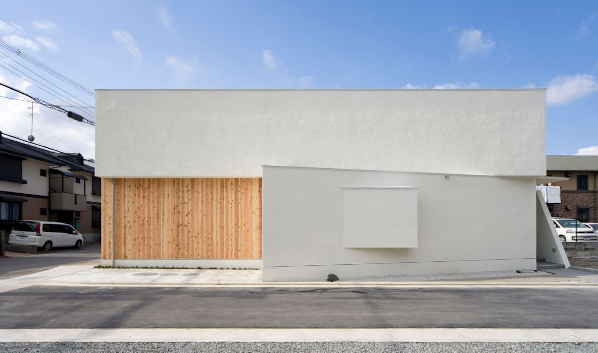 Casas estilo moderno: ideas, arquitectura e imágenes de 一級建築士事務所 株式会社KADeL Moderno