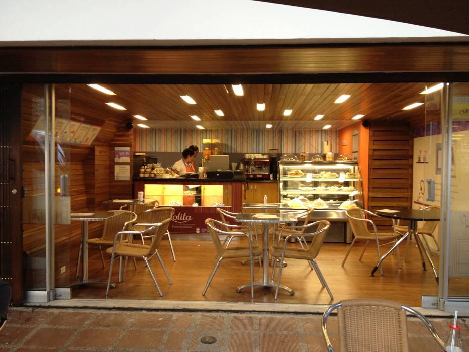 De Lolita _ Divina Eucaristia: Locales gastronómicos de estilo  por @tresarquitectos