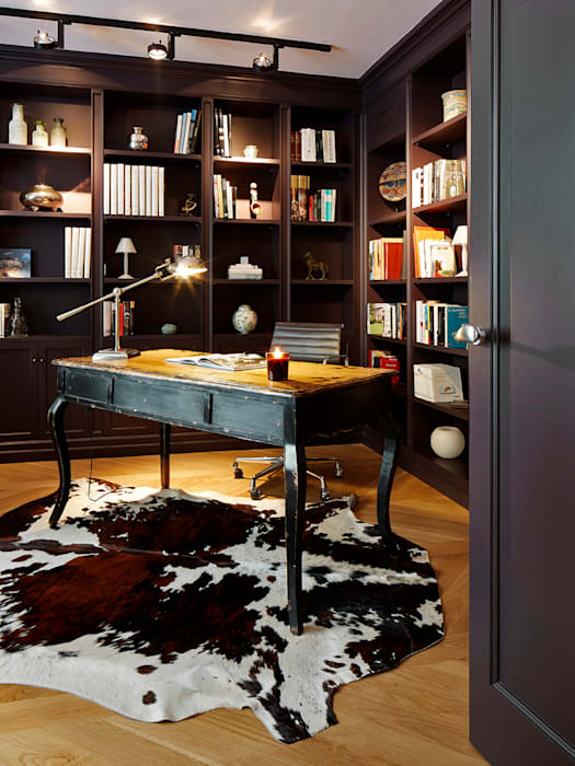 Modern Study Room and Home Office by Deu i Deu Modern
