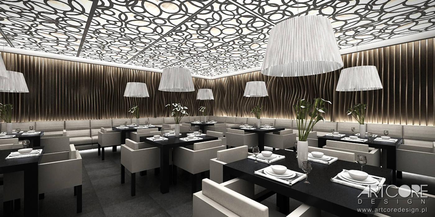 餐廳 by ArtCore Design, 現代風