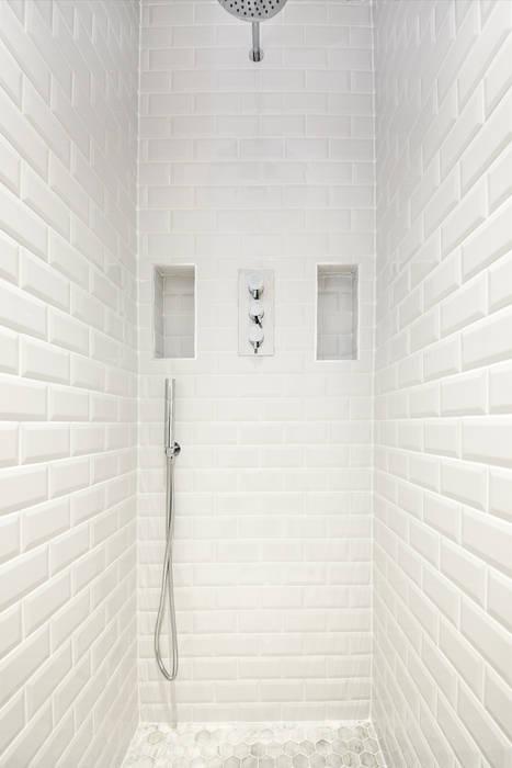 Landcroft Road - East Dulwich Oakman Classic style bathroom