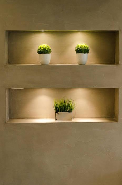 Corridor & hallway by GhiorziTavares Arquitetura, Minimalist