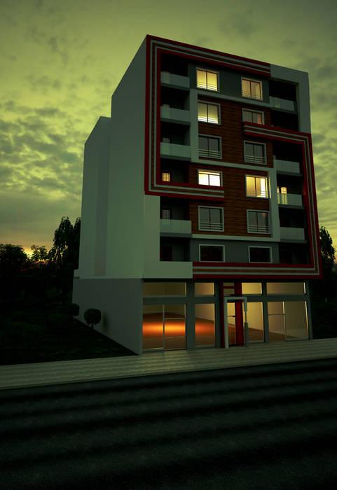 H.E: Mimarlık – Adnan Bey Konut Projesi:  tarz Evler,