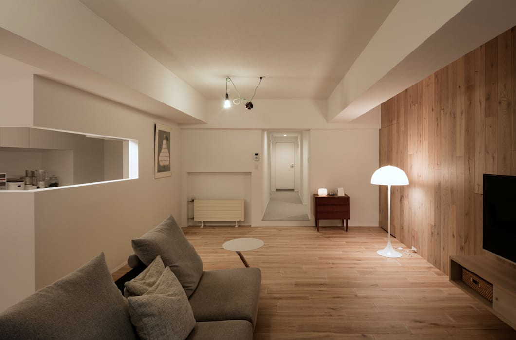 by 一色玲児 建築設計事務所 / ISSHIKI REIJI ARCHITECTS Eclectic