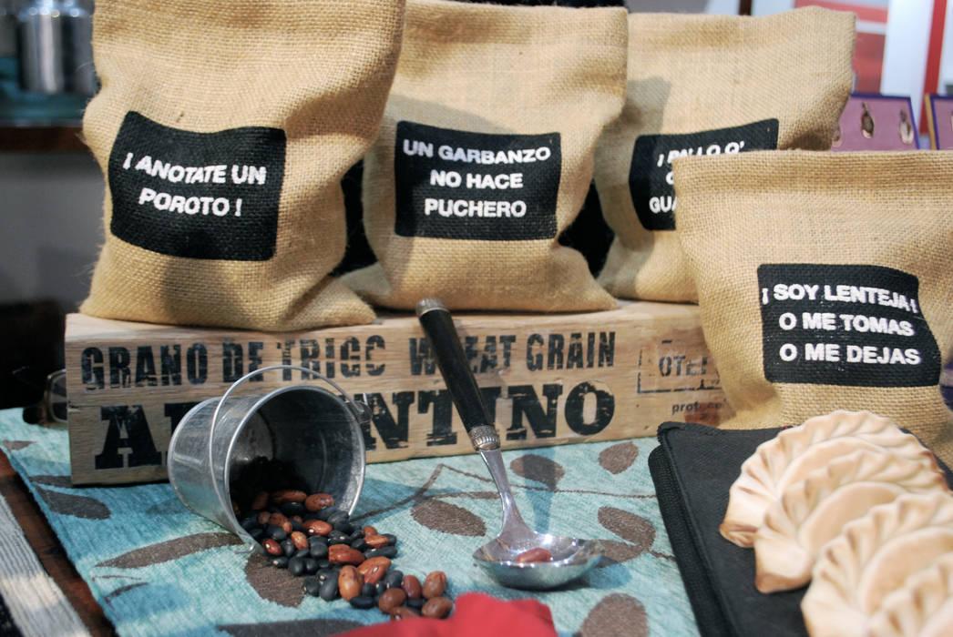 Legumbreros: Cocinas de estilo  por protocolo criollo®