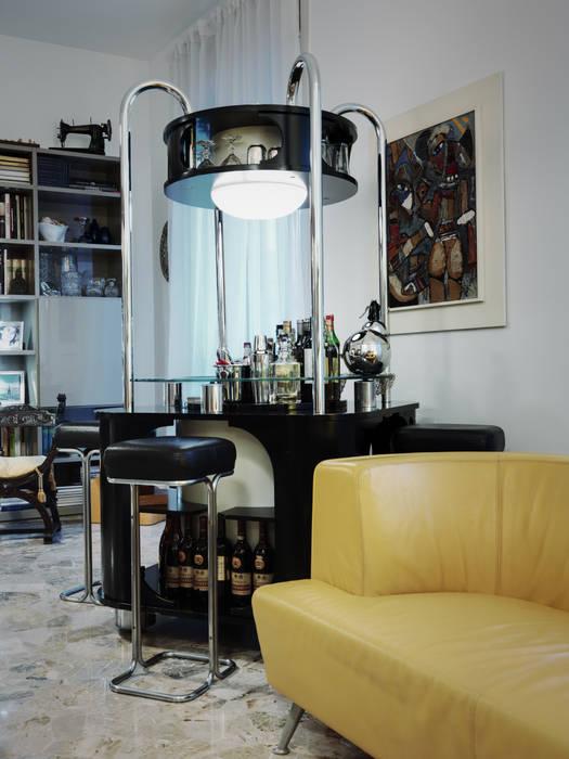Soggiorno e Bar: Soggiorno in stile in stile Moderno di Studio Marco Piva