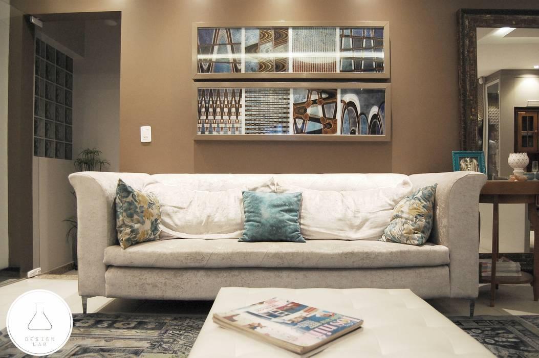 Estar Gourmet EDW Design de Interiores | LightDesign Salas de estar modernas