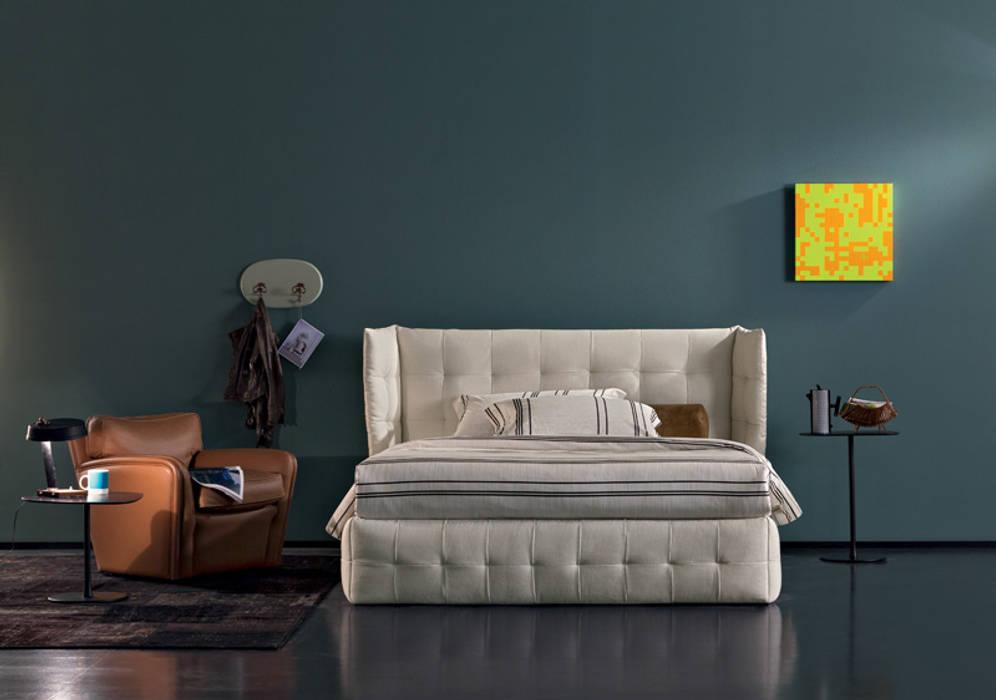 Dormitorios de estilo  por OGGIONI - The Storage Bed Specialist