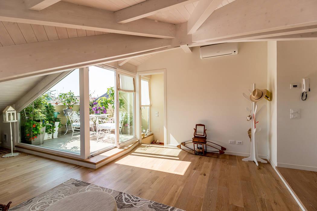 ทันสมัย  โดย Bartolucci Architetti, โมเดิร์น