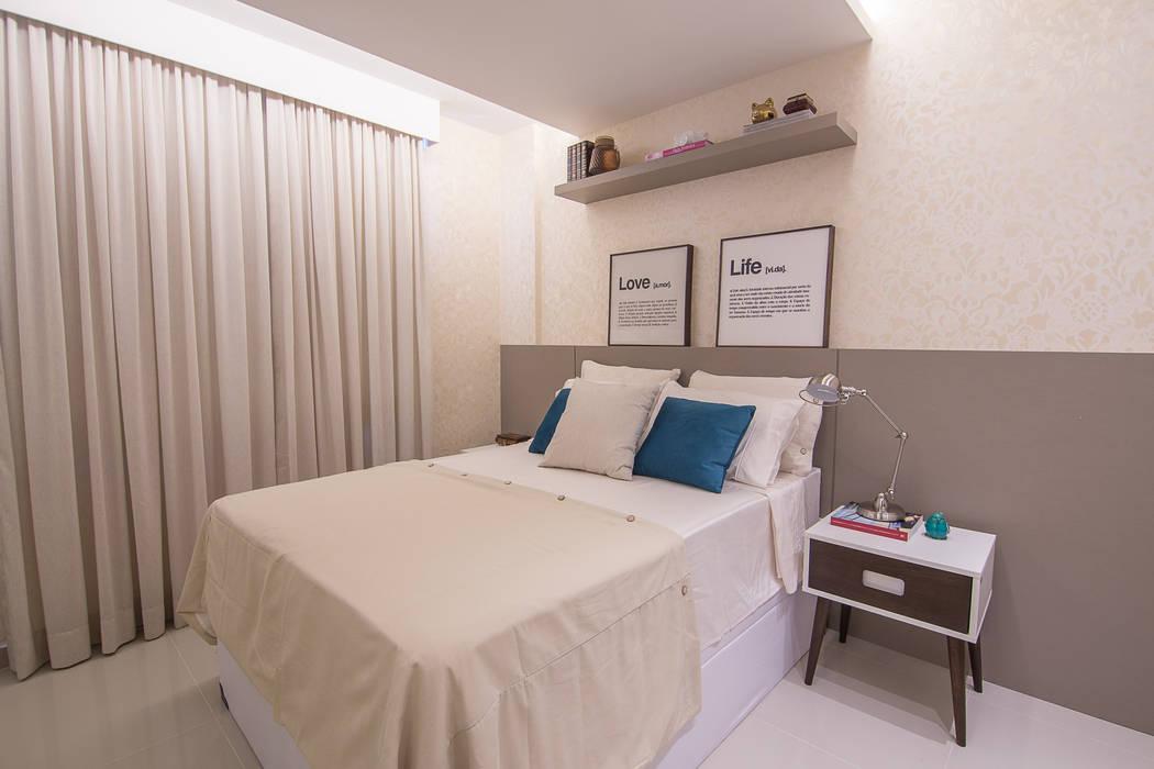 Duplex Interiores 의  침실