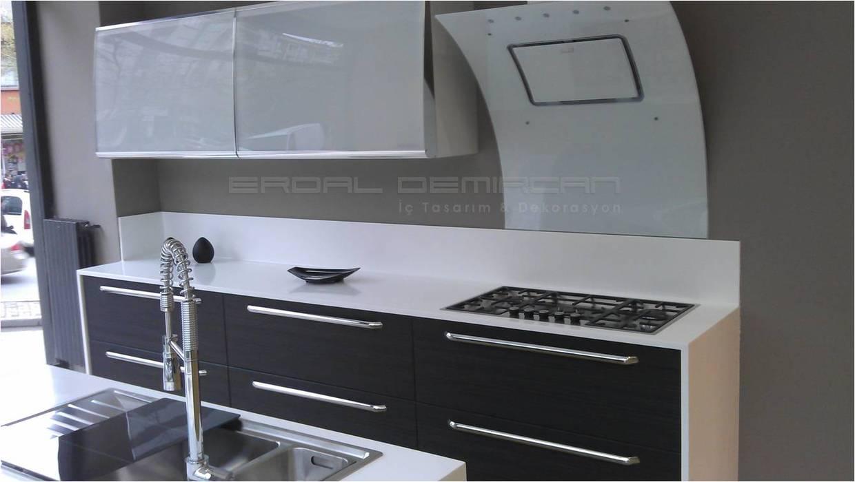 Erdal Demircan İç Tasarım ve Dekorasyon CocinaEstanterías y gavetas