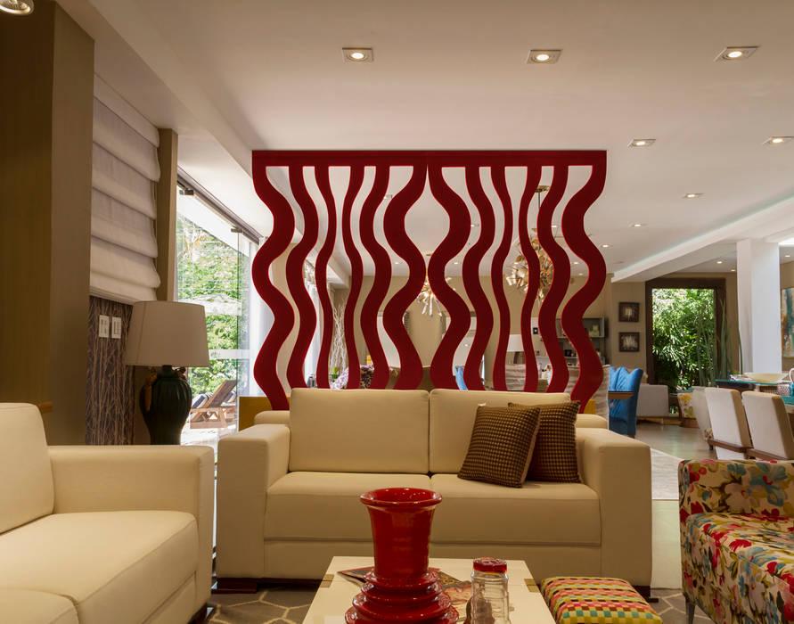 Loja Architetto Modern Living Room