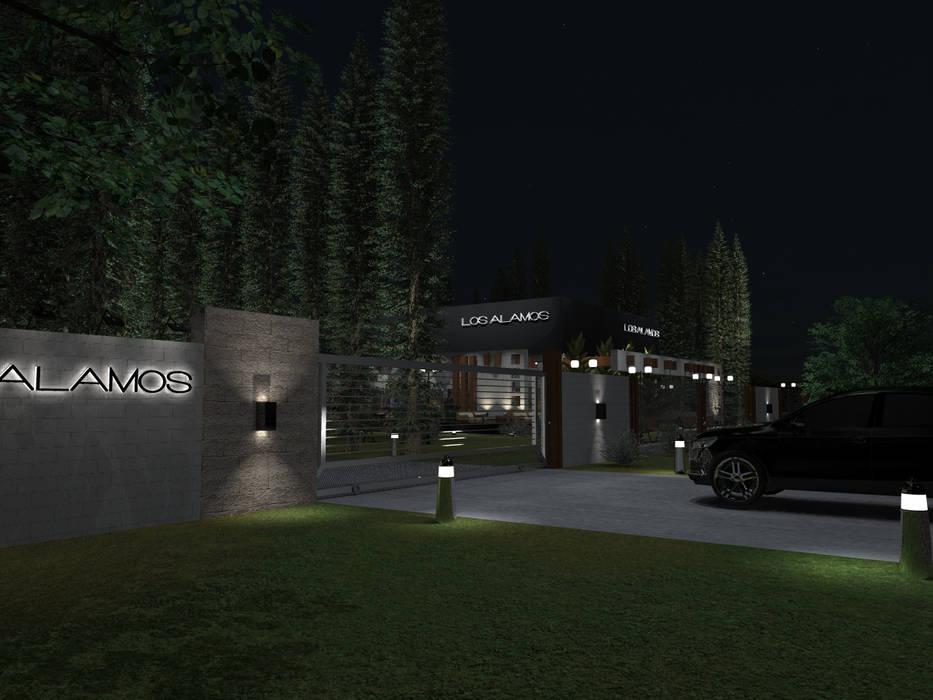 by Vision Digital Architecture Мінімалістичний