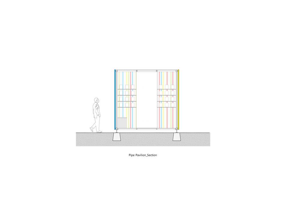 Section: 건축공방  'ArchiWorkshop'의