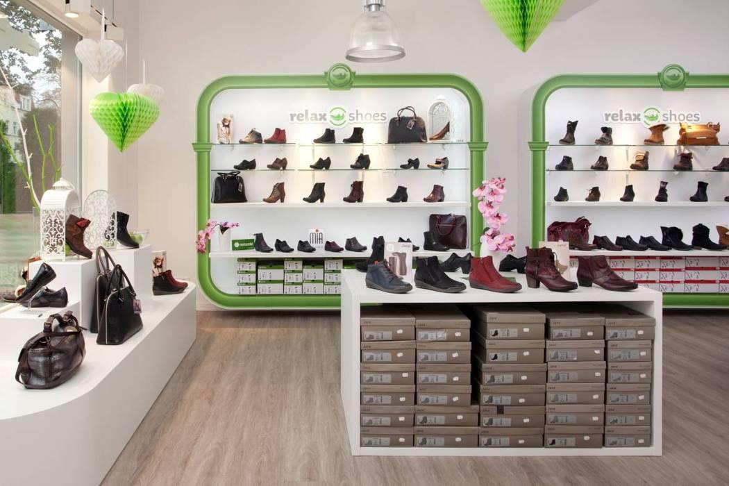 miacasa Modern commercial spaces Green