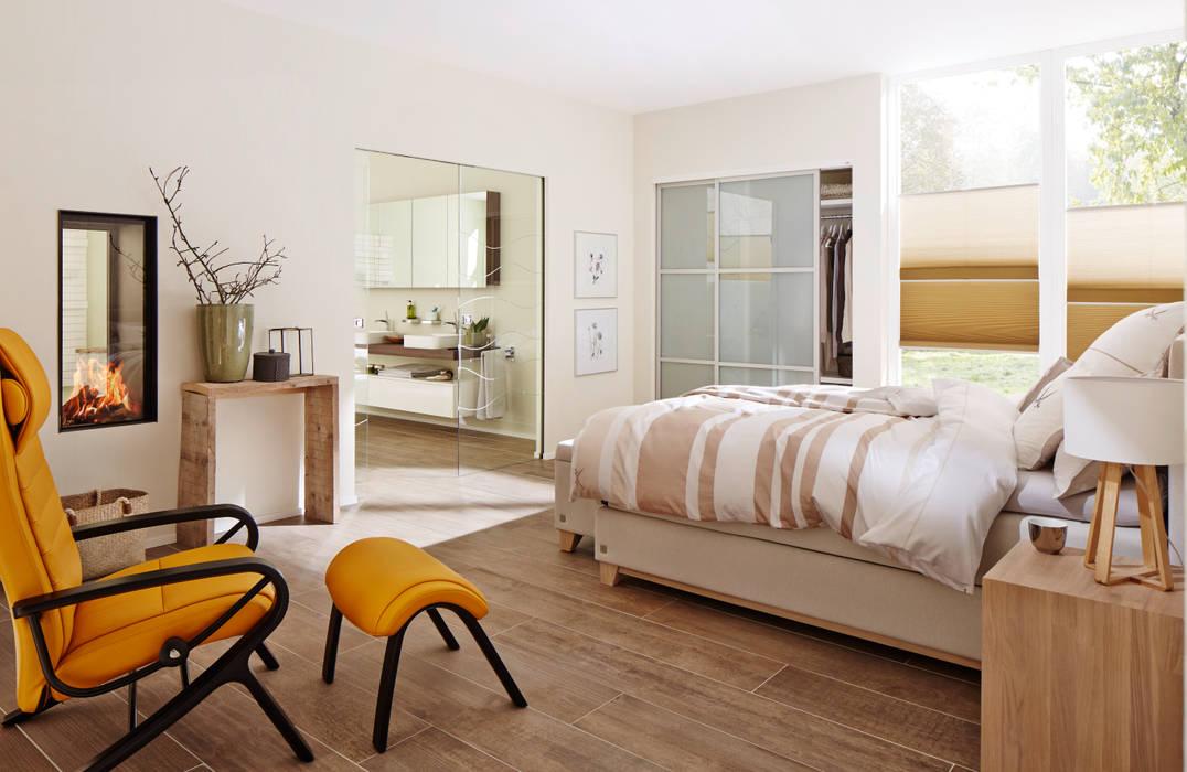 Skandinavische Leichtigkeit:  Schlafzimmer von Elfa Deutschland GmbH