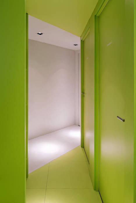 Phòng học/Văn phòng theo BEP Arquitetos Associados, Tối giản
