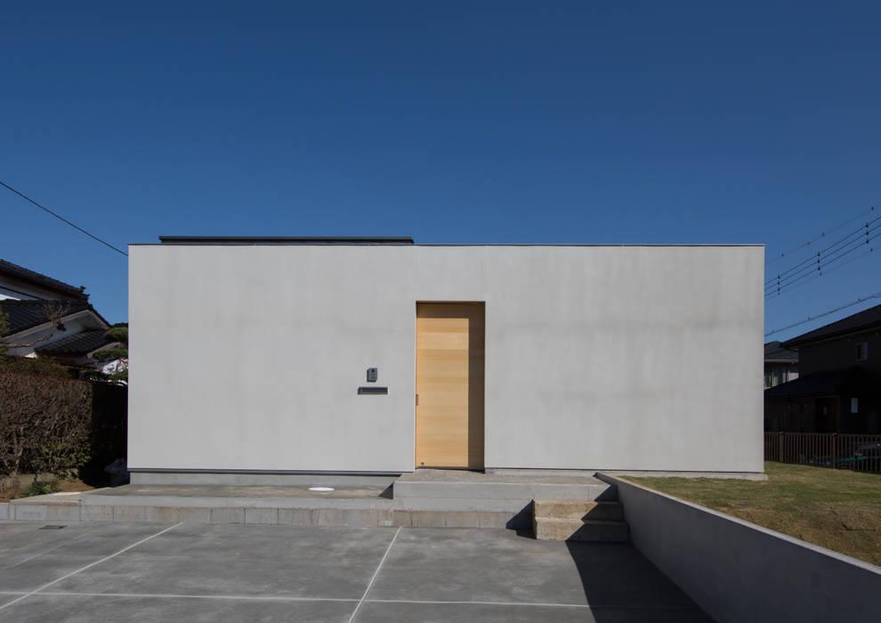 西側外観 モダンな 家 の アトリエ24一級建築士事務所 モダン