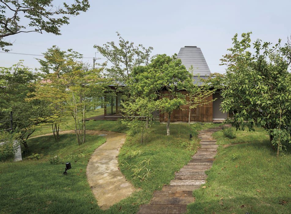 K様邸 オリジナルな 庭 の WA-SO design -有限会社 和想- オリジナル