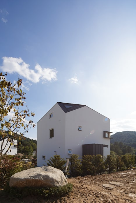 Houses by 리슈건축 , Modern