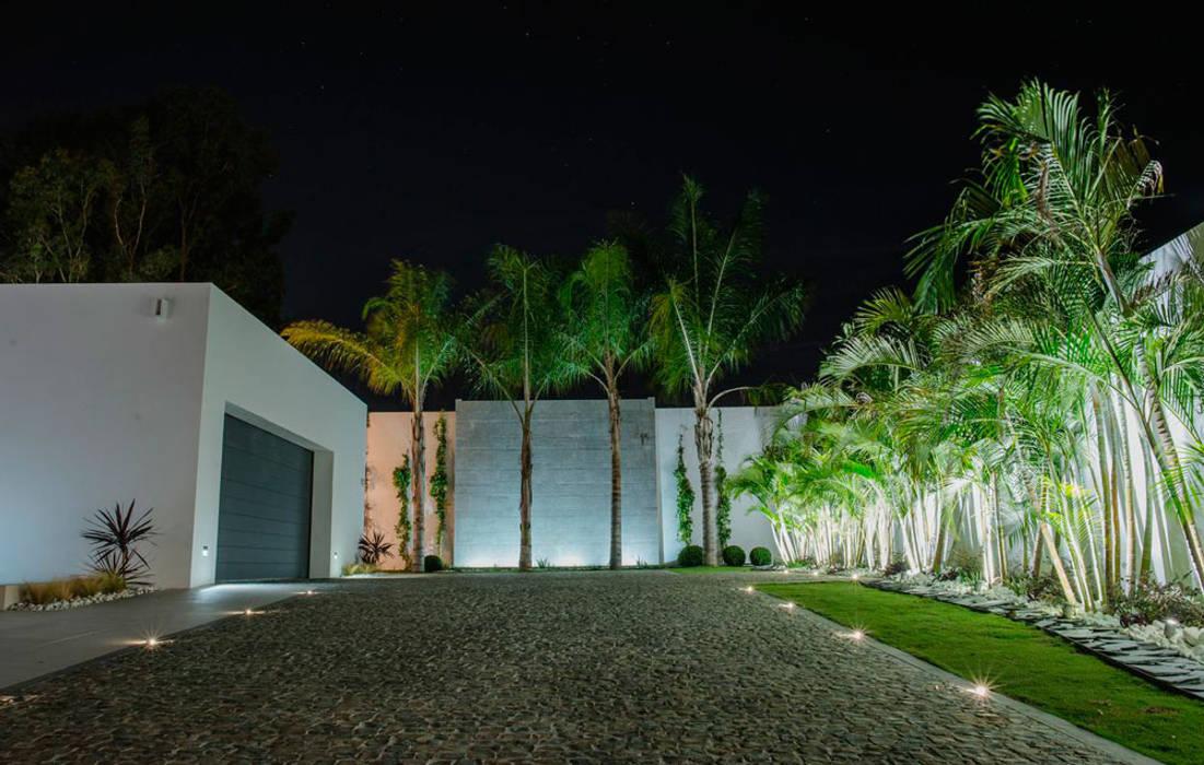 Jardin de la Luz Jardines de estilo moderno de Beatrice Perlac - Adarve Jardines Moderno