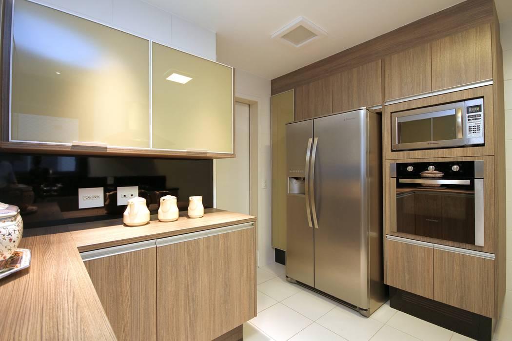 Cocinas de estilo  de MeyerCortez arquitetura & design, Moderno