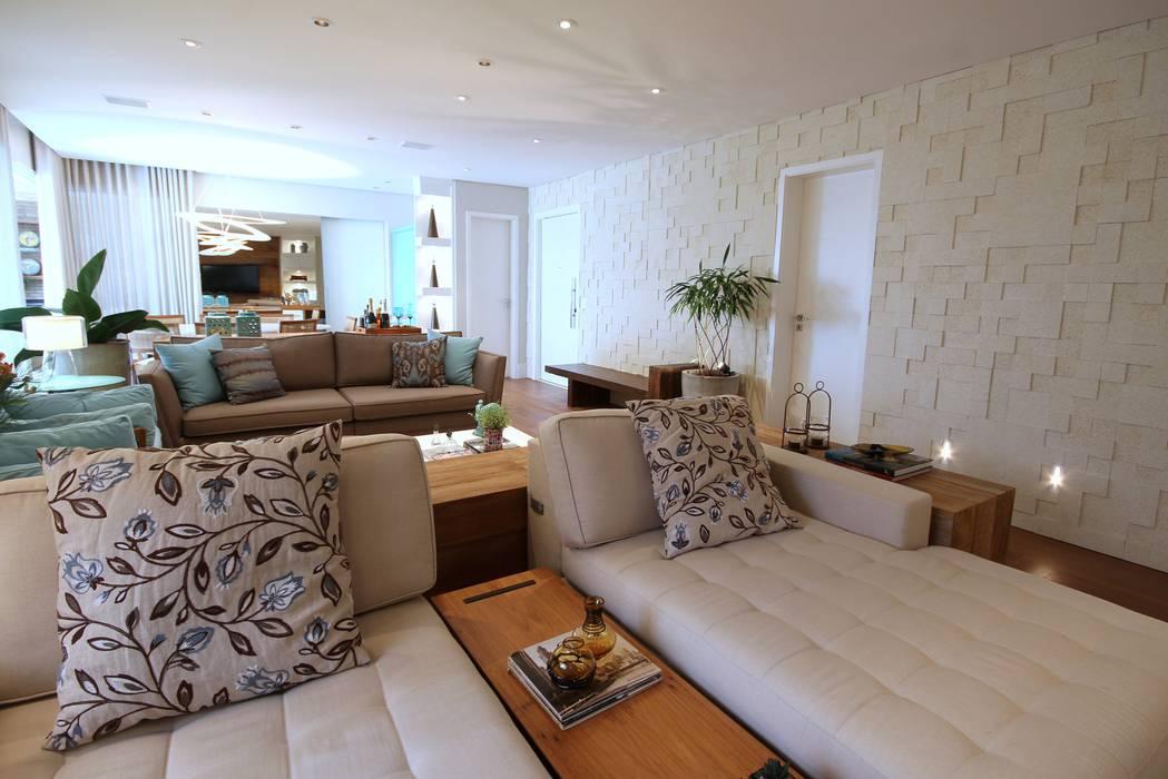 Salas de estar  por MeyerCortez arquitetura & design,