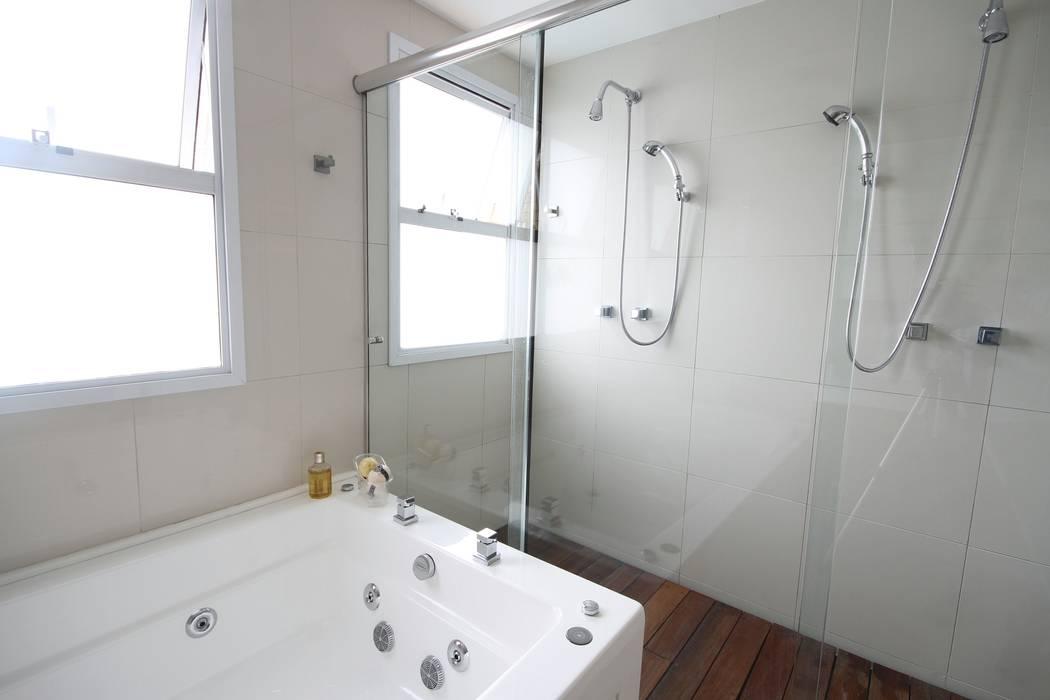 浴室 by MeyerCortez arquitetura & design, 現代風