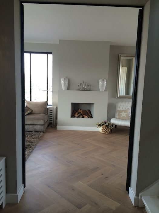Modern living room by Daniela Cupello Styling Modern