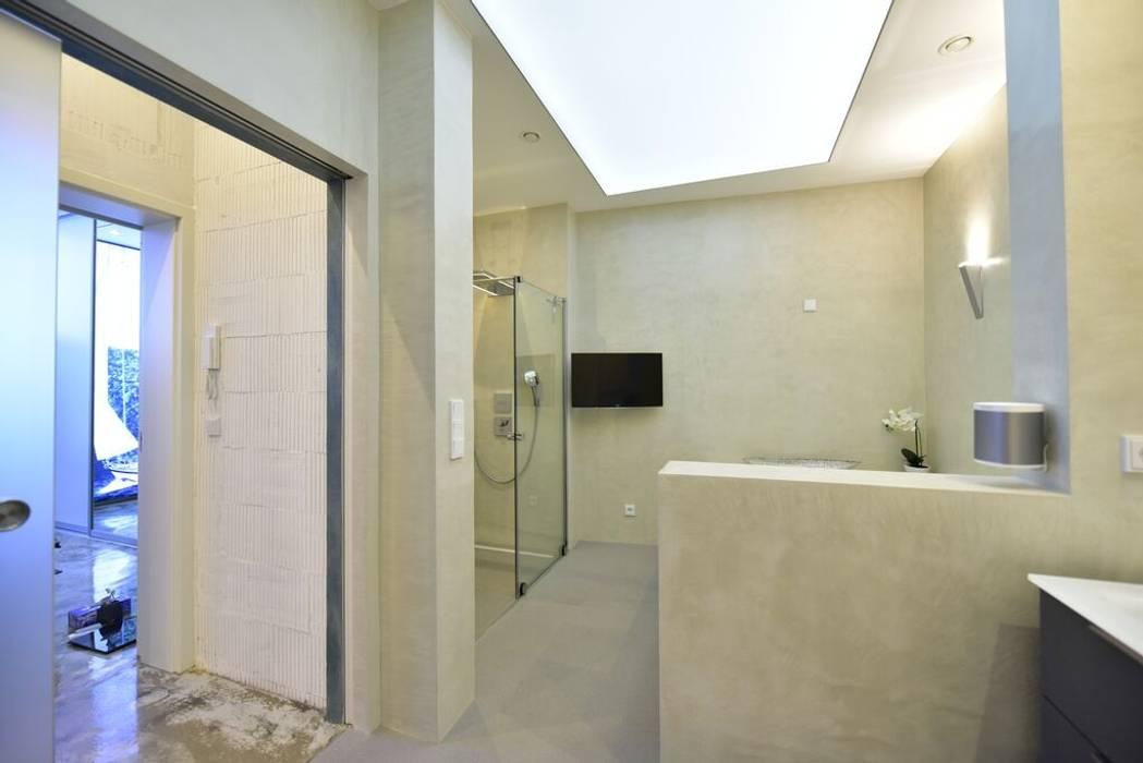 Exklusive Und Innovative Loft Wohnung Badezimmer Von Raum In Form