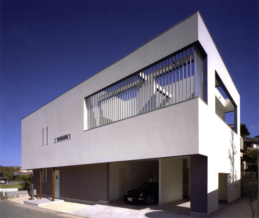 Moderne Häuser von Architect Show Co.,Ltd Modern