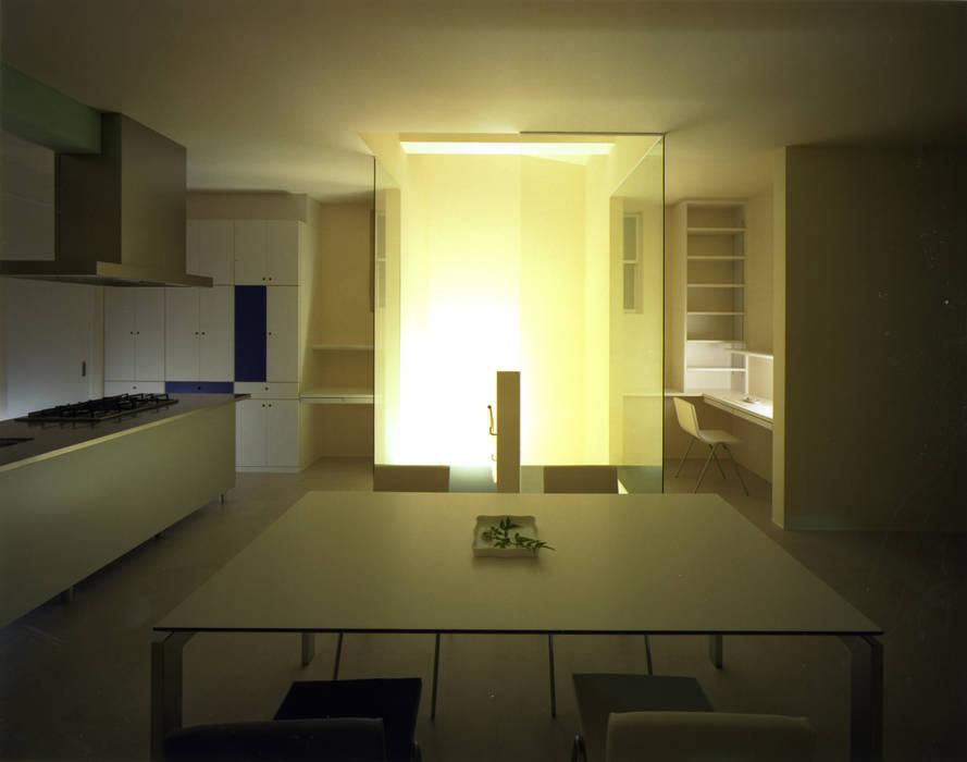 Moderne Esszimmer von Architect Show Co.,Ltd Modern