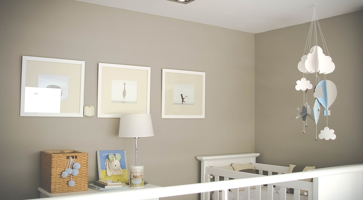 Decoracion - cuarto para bebé dormitorios infantiles ...