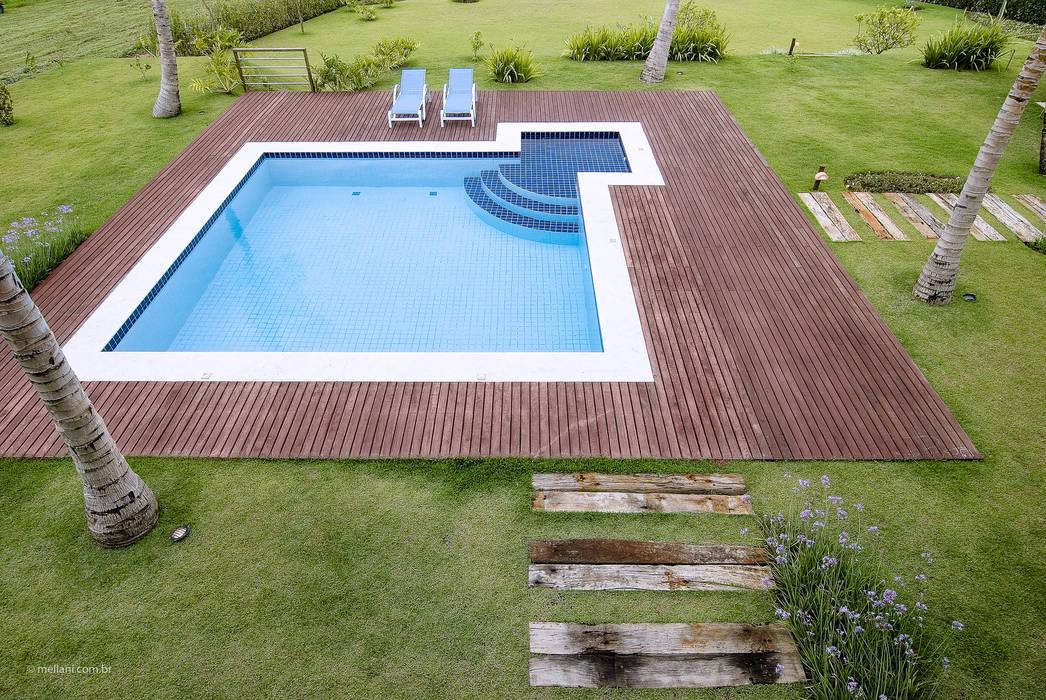 Casa em Itu by Mellani Fotografias Modern