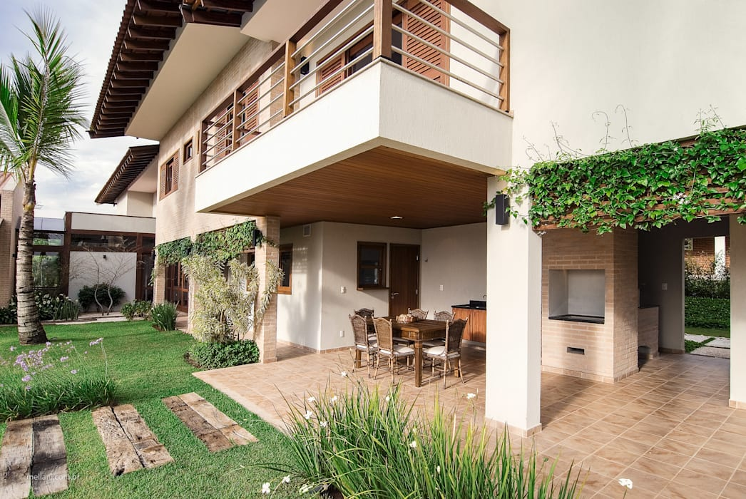 Casa em Itu Mellani Fotografias Moderne Häuser