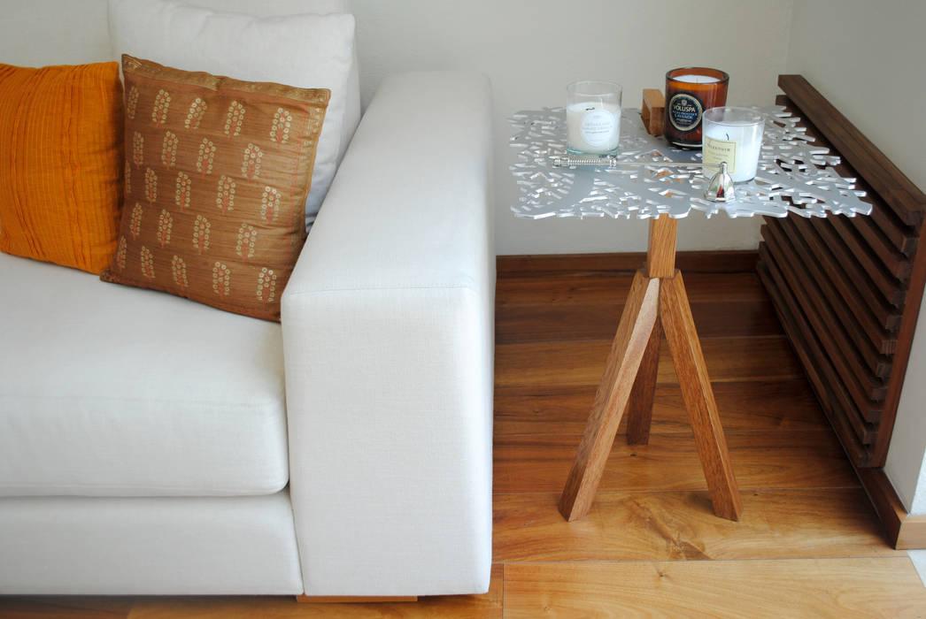 Mar Álvarez Modern Living Room by Mar Alvarez Studio Modern