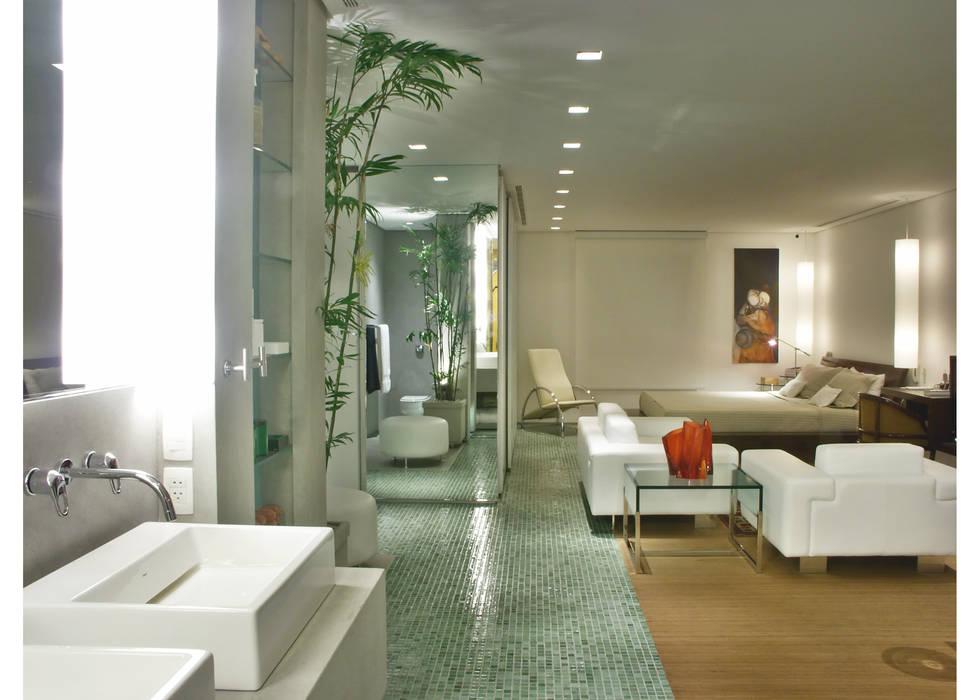 Elisabete Primati Arquitetura Modern style bedroom