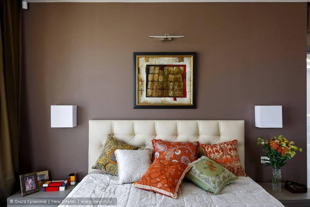 Dormitorios de estilo escandinavo de Ольга Кулекина - New Interior Escandinavo