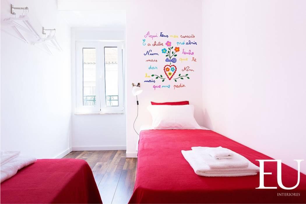 Chambre d'enfant de style  par EU INTERIORES,
