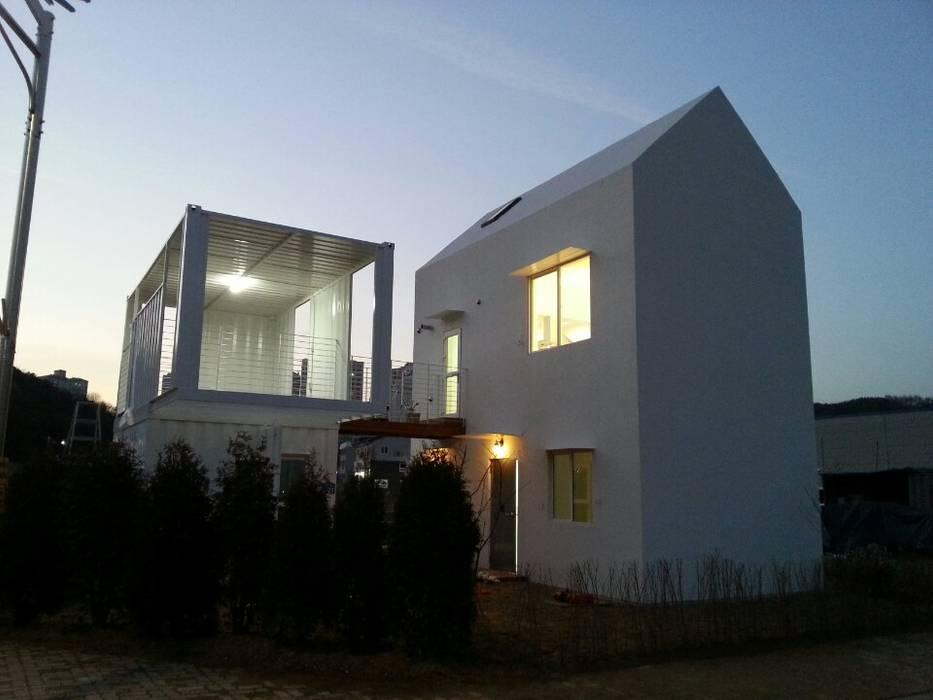 Maisons de style  par AAPA건축사사무소