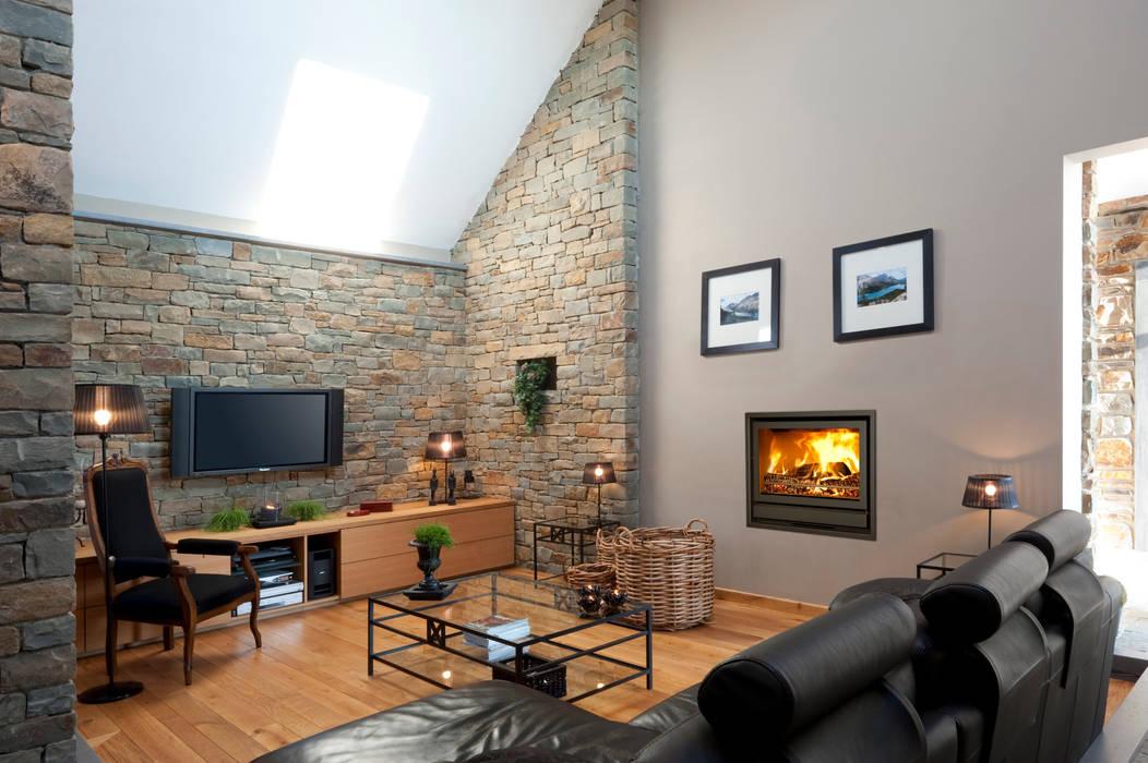 Biojaq - Comércio e Distribuição de Recuperadores de Calor Lda Living room