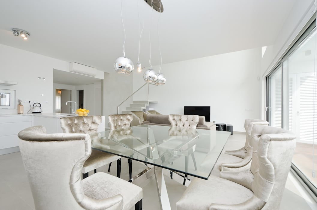 Private Interior Design Project - Albufeira por Simple Taste Interiors Moderno