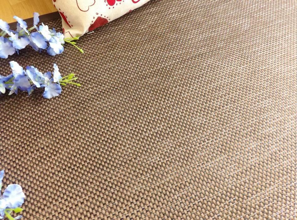 Alfombra de vinilo color cobre latiendawapa ComedorAccesorios y decoración Gris