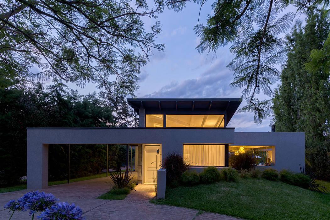 ARRILLAGA&PAROLA Casas modernas