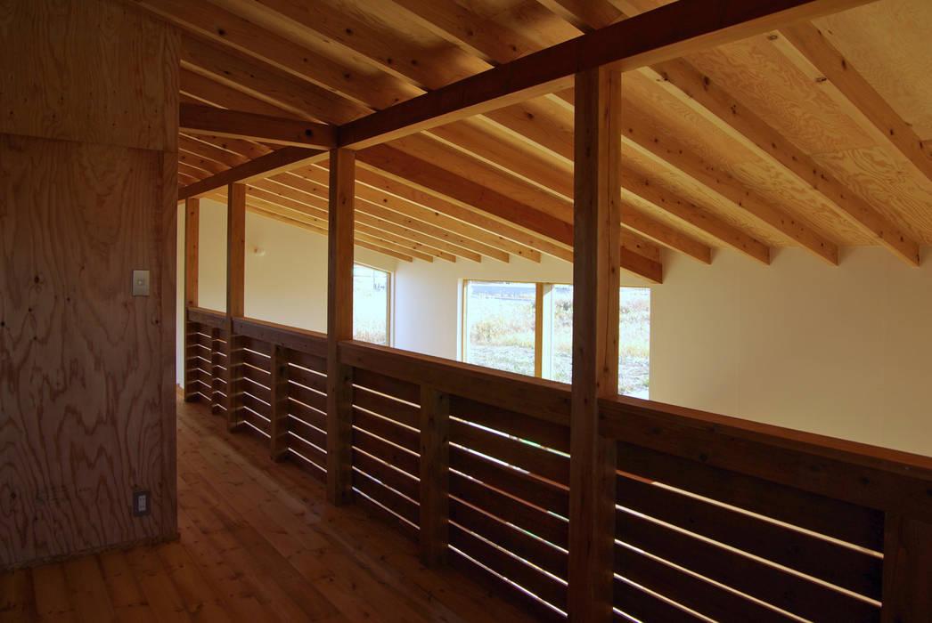 環境創作室杉 Minimalist conservatory Solid Wood