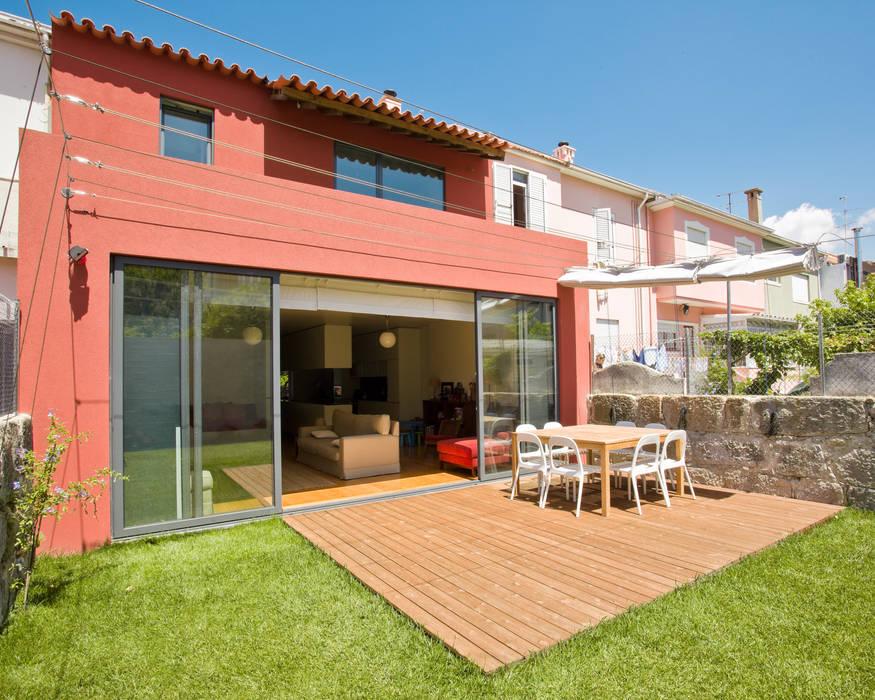 Casa Garcia de Horta: Jardins  por Telmo Ferreira Photography,Moderno