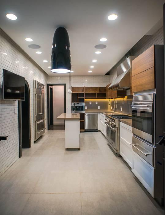 Cuisine moderne par TW/A Architectural Group Moderne