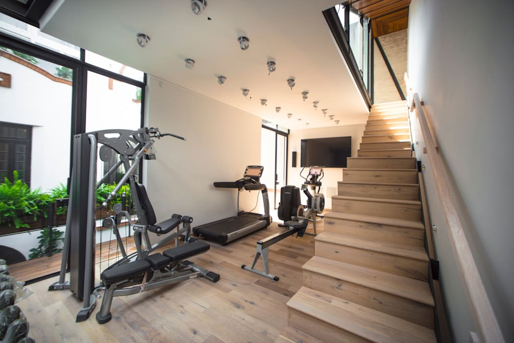 Modern gym by TW/A Architectural Group Modern