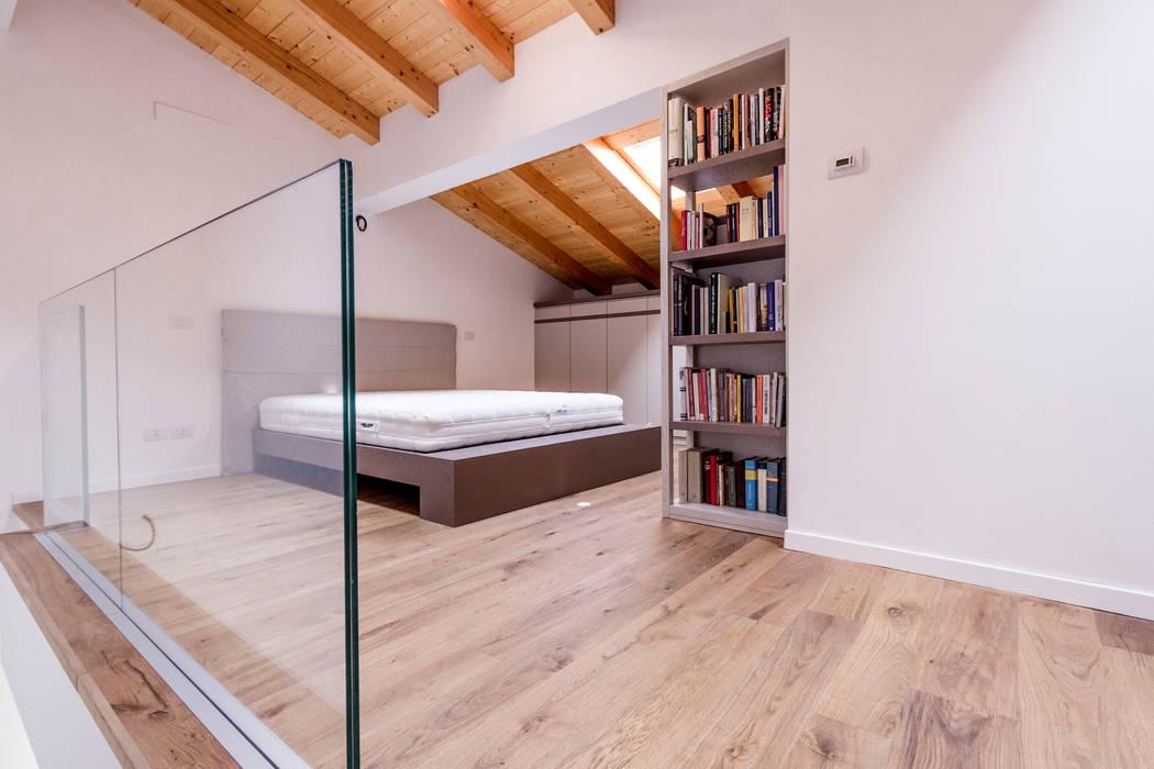 Galleria del Vento غرفة نوم