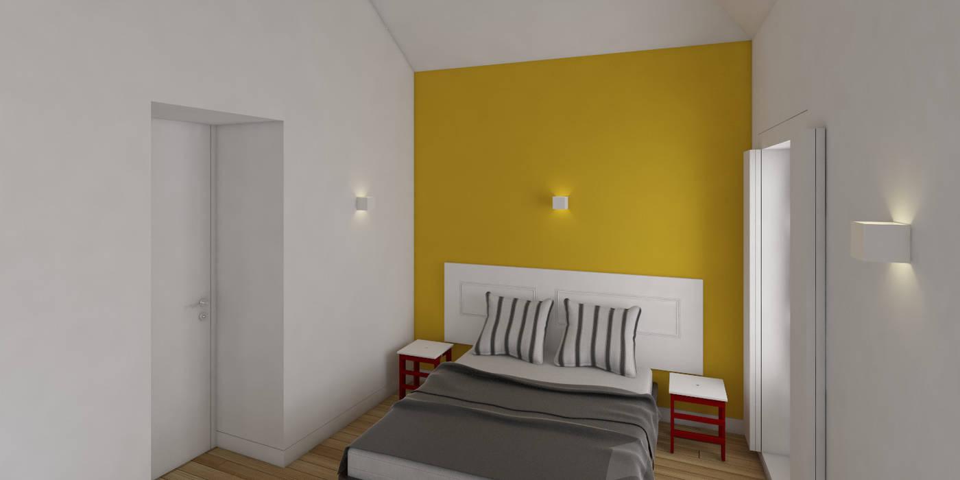 Uma Casa Portuguesa - Alfama (3D Project) 根據 Uma Casa Portuguesa